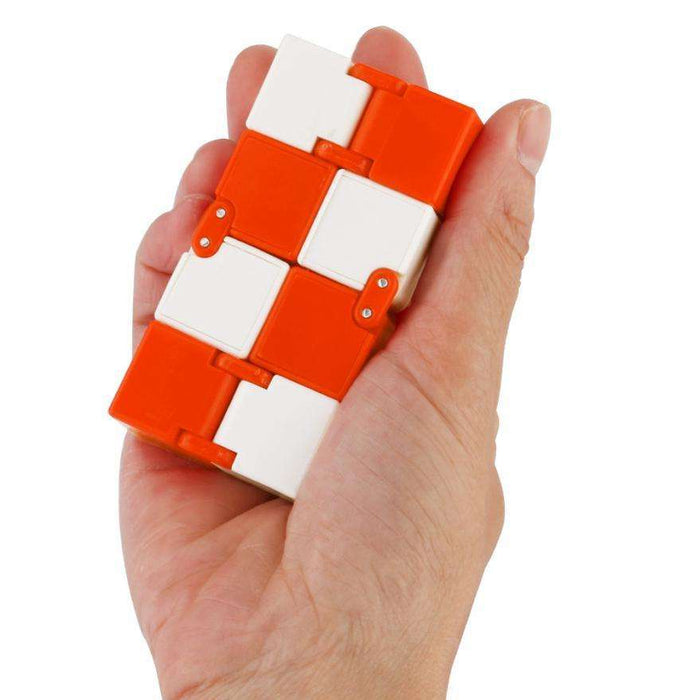 Infinity Fidget Cube Mini For Stress Relief - Gadget World