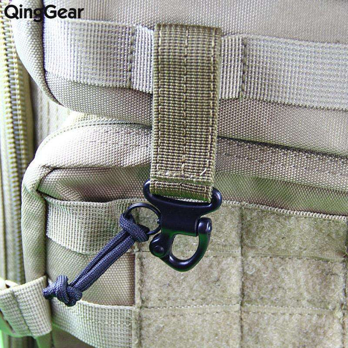 4PCS/LOT Molle Hanger Nylon Webbing Backpack Hook - Gadget World