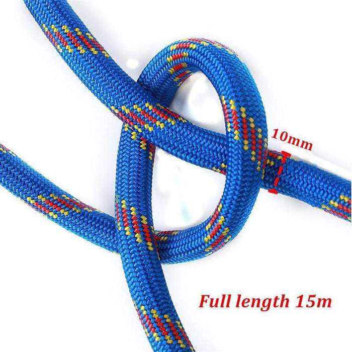 Safurance 15M Outdoor Survival Paracord Rope Cord String - Gadget World