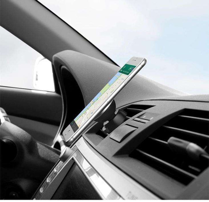 Magnetic Air Vent Mount for Mobile Devices - Gadget World