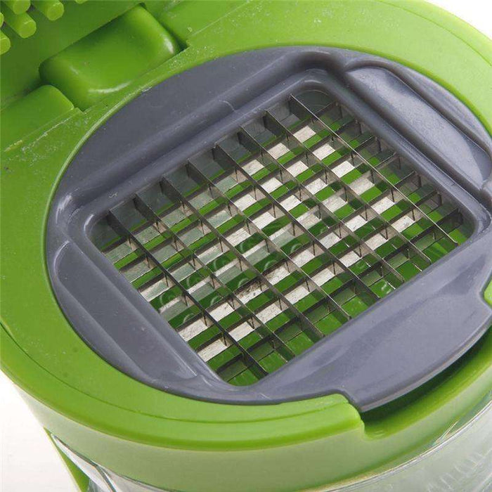 Garlic Press Crusher - Gadget World