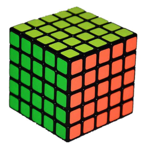 5x5 Square Shape Speed Magic Cube Puzzle - Gadget World