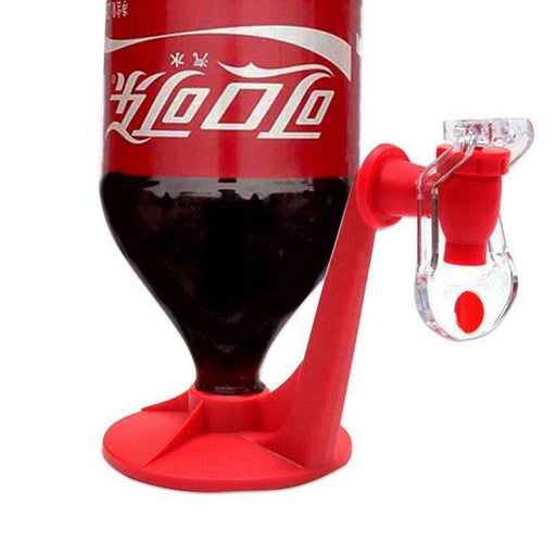 Portable Drinking Soda Dispense Gadget Cool Fizz Saver Dispenser Water Machine - Gadget World