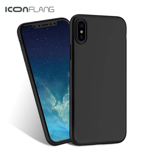 ICONFLANG Slim Case for iPhone X PP Material - Gadget World