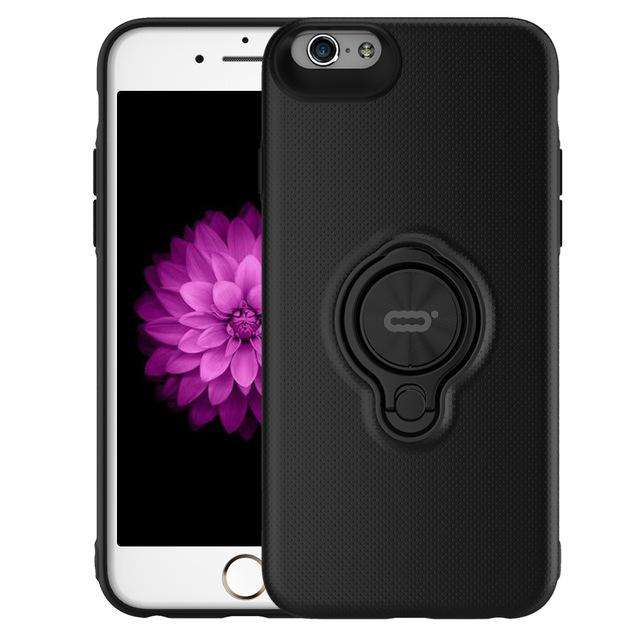 ICONFLANG Case For iPhone 6 and 6S Plus PC Cover Case Luxury Ultra Thin TPU Frame - Gadget World