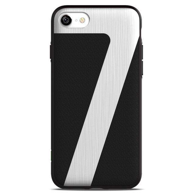 ICONFLANG Air Permeable & Durable Classical Case For iPhone 7 & 7 Plus - Gadget World