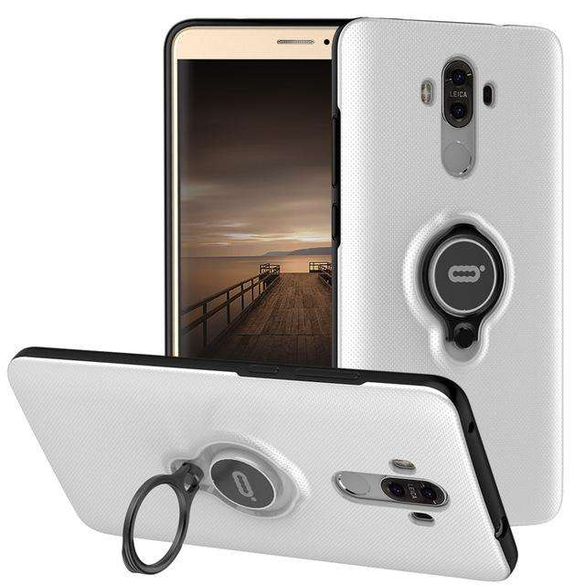 ICONFLANG Cover For Huawei Mate 9 Ring Case with Kickstand - Gadget World