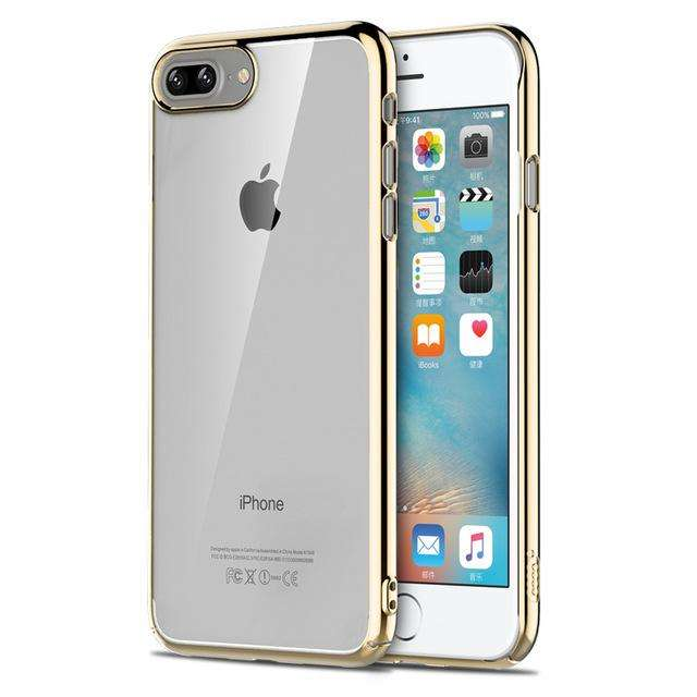 ICONFLANG Light and Fashionable PC Material 360 Degree Full Protection For iPhone 7 and 7 Plus - Gadget World