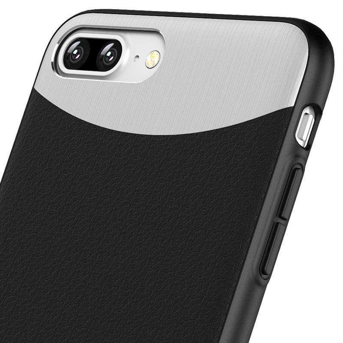 ICONFLANG Case For iPhone 7 and 7 Plus with Precise Key Holes Elastic Damping TPU - Gadget World