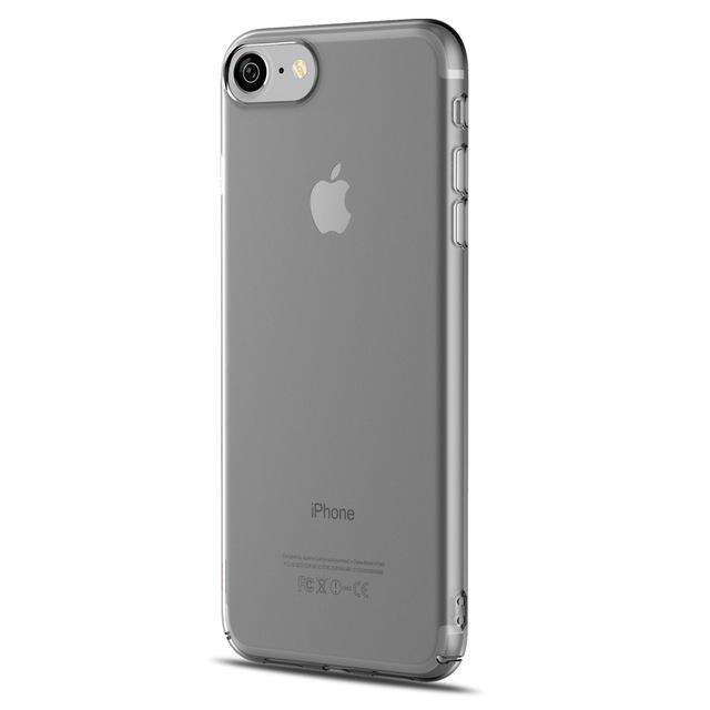 ICONFLANG Case for iPhone 7 and 7 Plus Crystal Series TPU Drop Protection Back Cover - Gadget World