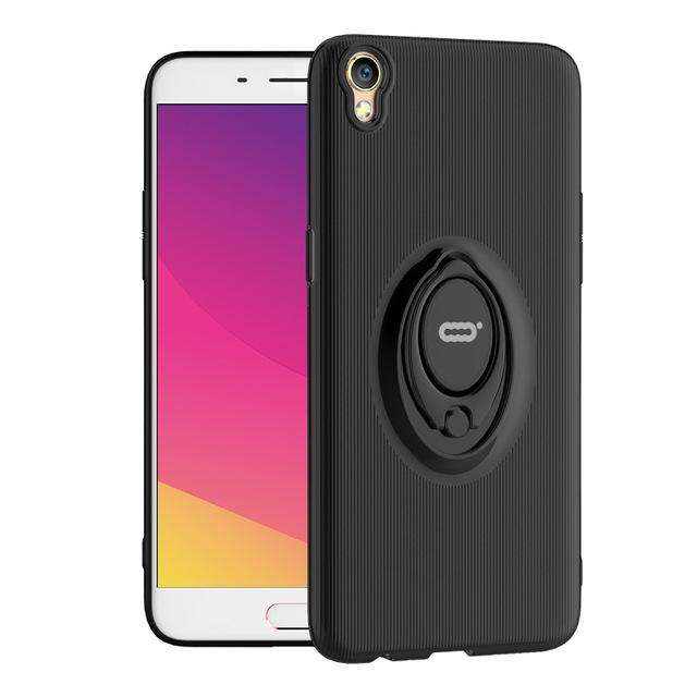 ICONFLANG Case For Oppo R9 Plus Slim Back Protect Skin Ultra-Thin Anti-Shock Cover - Gadget World