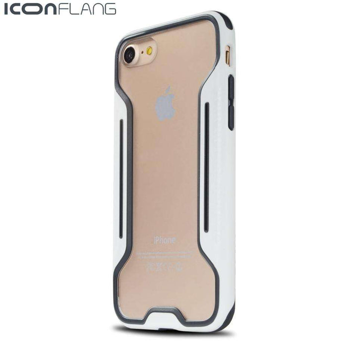 ICONFLANG Crystal Clear Case For iPhone 7 / 7 Plus - Gadget World