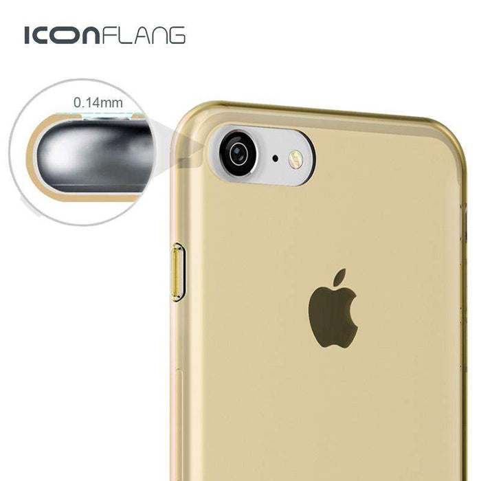 ICONFLANG Case For iPhone 7 & 7 Plus Skin Scratch-Proof Back Case - Gadget World