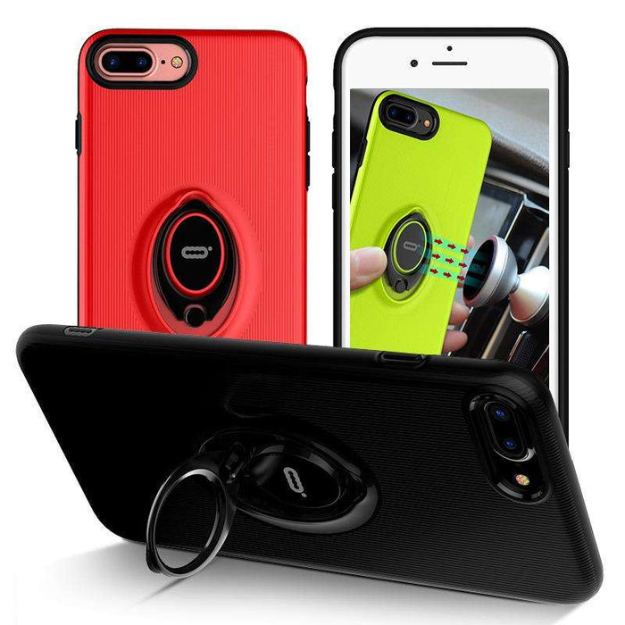 ICONFLANG Solid Color For iPhone 7 & 7 Plus Slim Hard PC Back Full Protective Cover Case - Gadget World