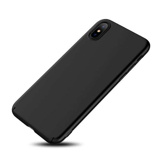 ICONFLANG Shell Case for iPhone X - Gadget World