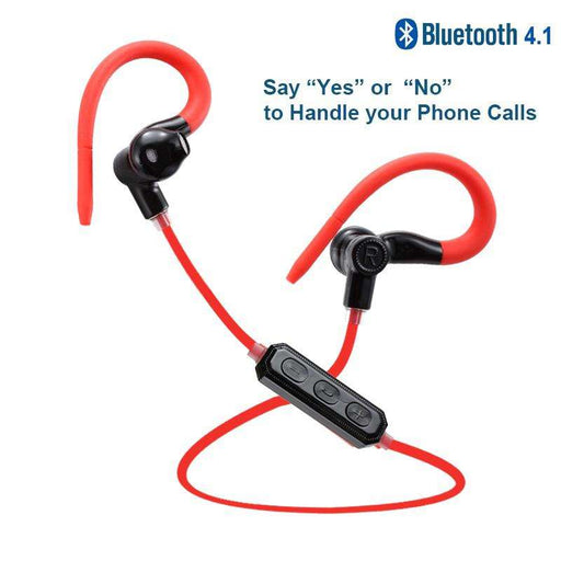 M1 Sports Bluetooth Earphones - Gadget World