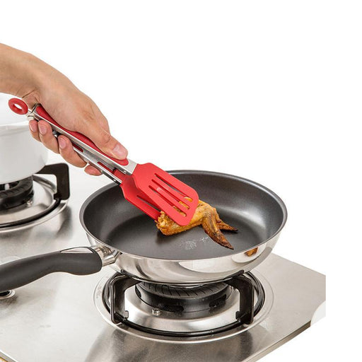 Non-Stick Kitchen Tongs - Gadget World