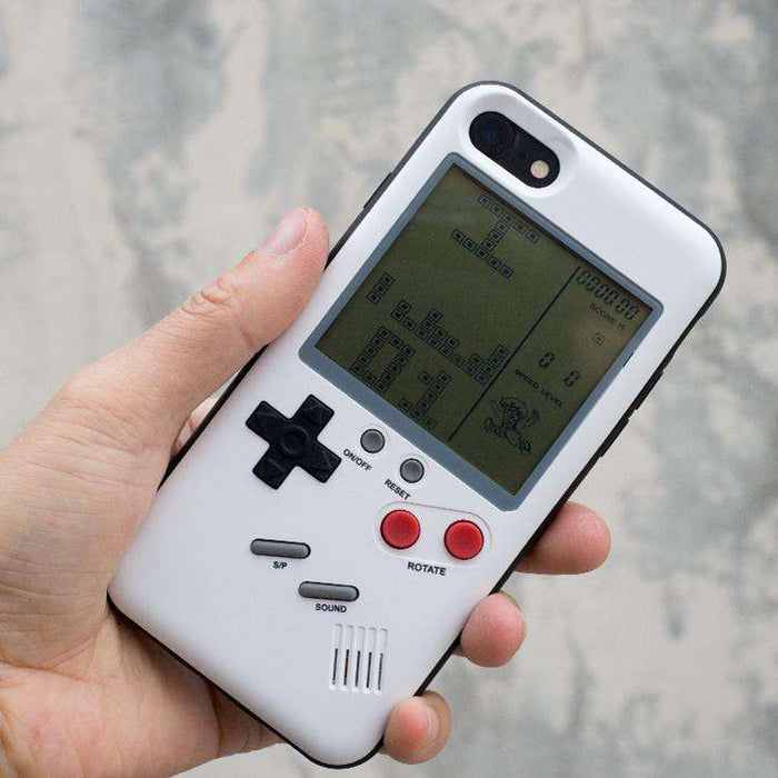 Playable Retro Nintendo iPhone Cas - Gadget World