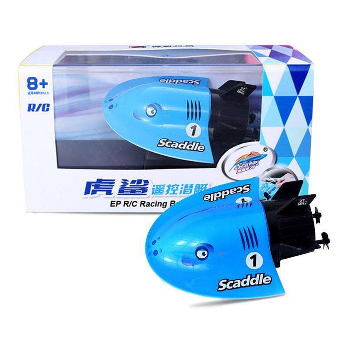 Remote Control Submarine Racing Boat - Gadget World