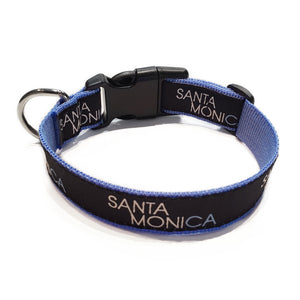 Santa Monica Dog Collar