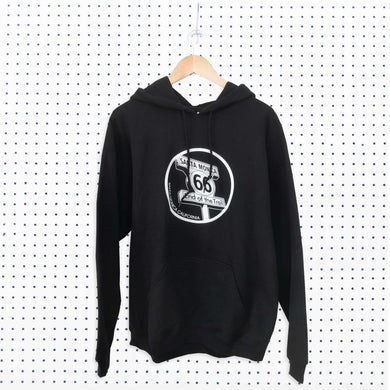Route 66 Santa Monica Hooded Sweatshirt