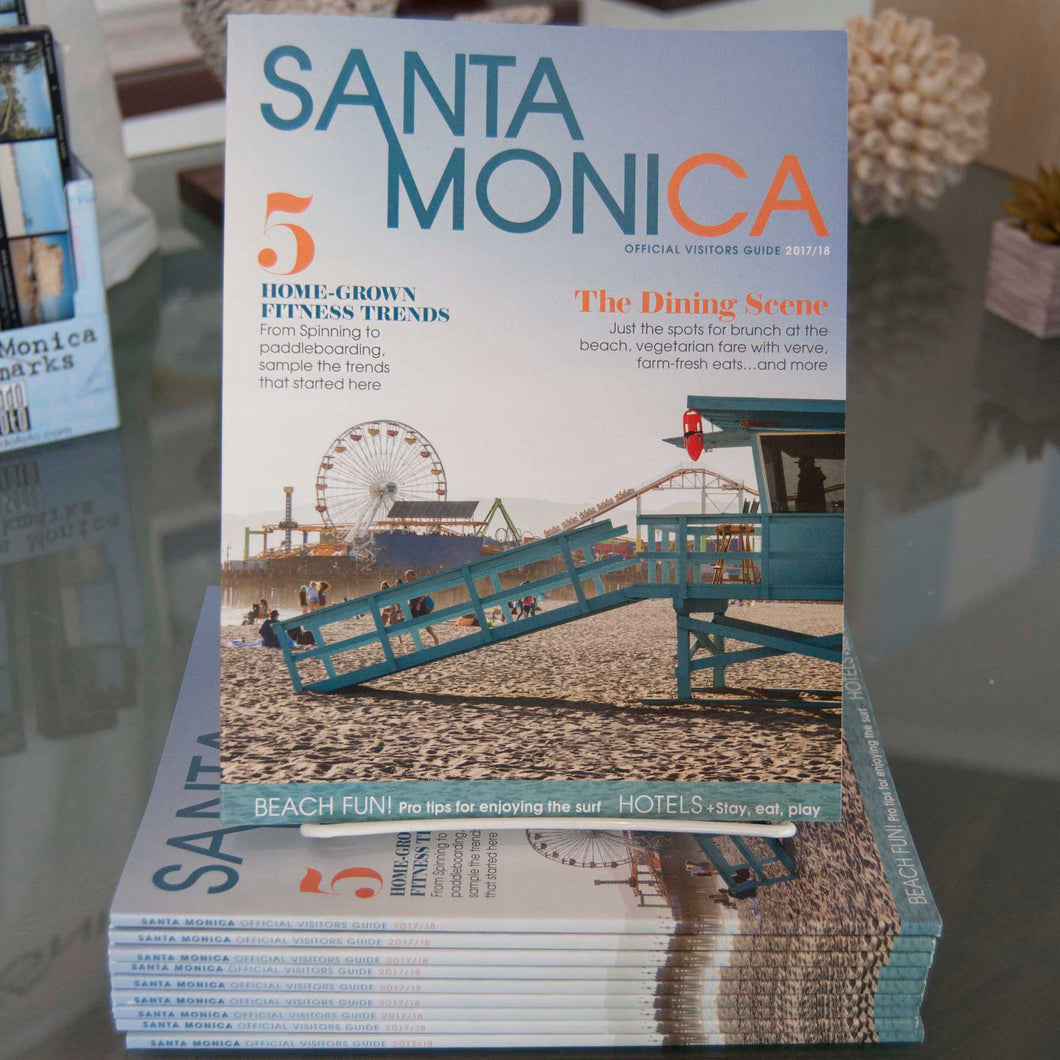 Santa Monica Official Visitors Guide