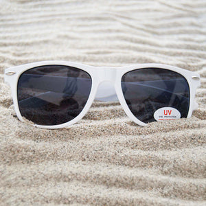 Malibu Sunglasses - White