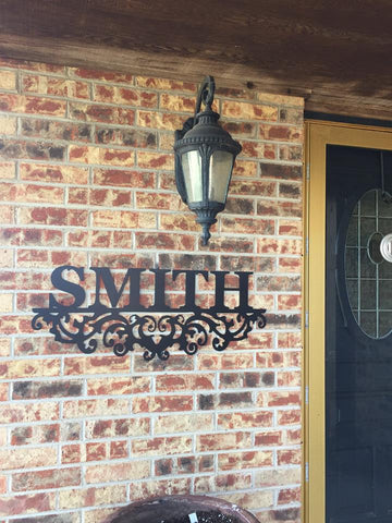 Smith Sign