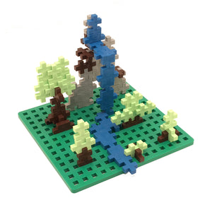 Plus Plus Baseplate Builder Nature - Matarow