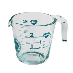 Pyrex® Love 2 Cup Turquoise Measuring Cup - Matarow