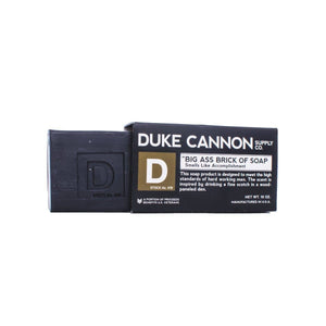 Duke Cannon - Big Ass Brick of Soap - Accomplishment - Matarow
