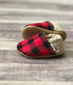Buffalo Plaid Red - Matarow