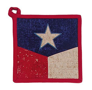 Vintage Texas Pot Holder - Matarow