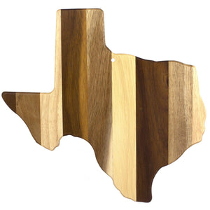 Shiplap Series Texas Serving Board