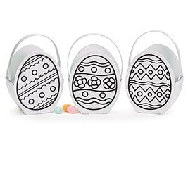 Color Your own Paperboard Egg Box - Matarow