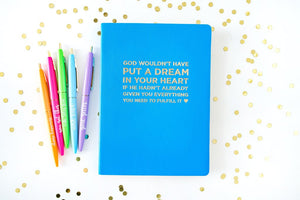 God + Dreams Notebook - Matarow