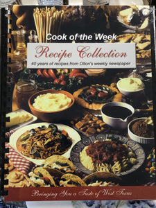Cook of the Week Recipe Collection - Matarow