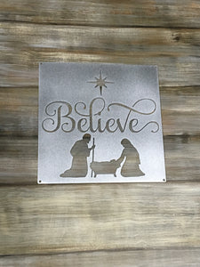 Nativity Believe - Matarow