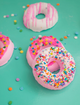 Donut Worry Be Happy  Bath Bomb - Matarow