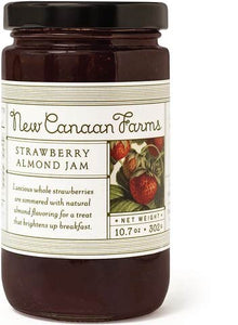 New Canaan Farms - Strawberry Almond Jam - Matarow