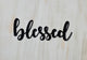 Blessed - Word - Matarow