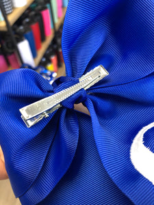 Royal Blue Olton Bow - Matarow