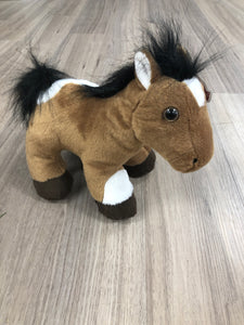 Pony Stuffed 10 inch - Matarow