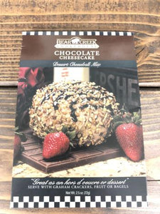 Chocolate Cheesecake Cheeseball Mix - Matarow