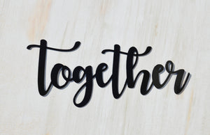 Together - Word - Matarow