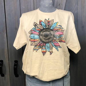 SEQUINED CHEVRON LARGE DRAWSTRING BACKPACK - Matarow