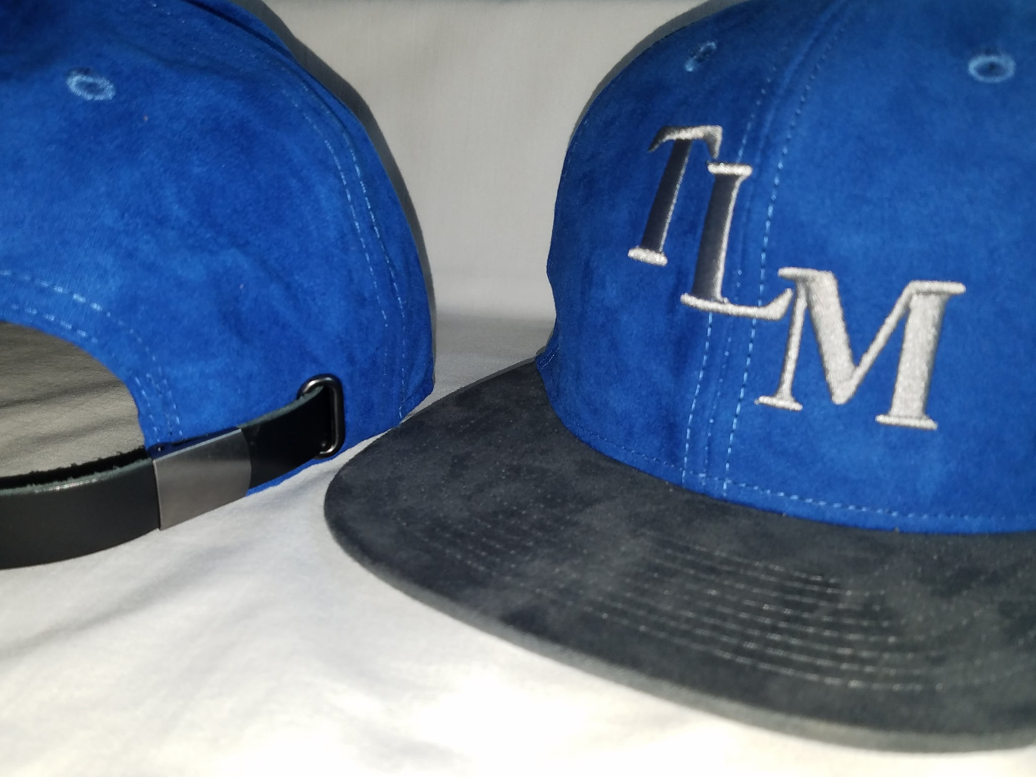 TLM Sueded Strapback Hat