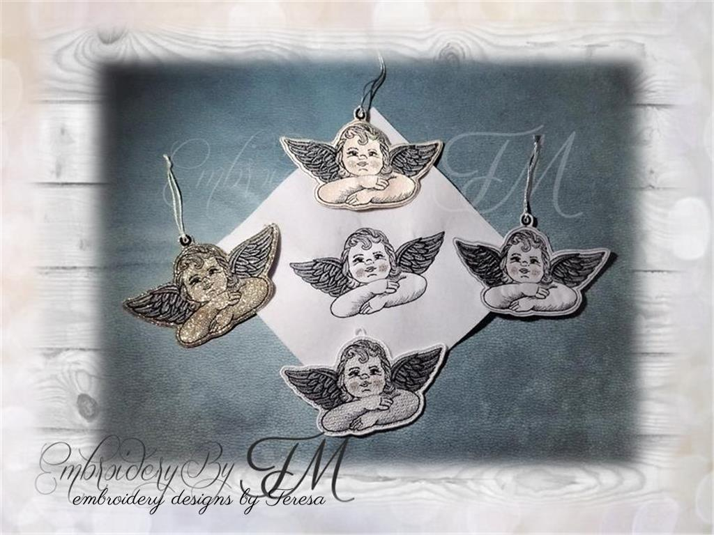 Mr. Snowman and Mrs. Snowman FSL /two sizes