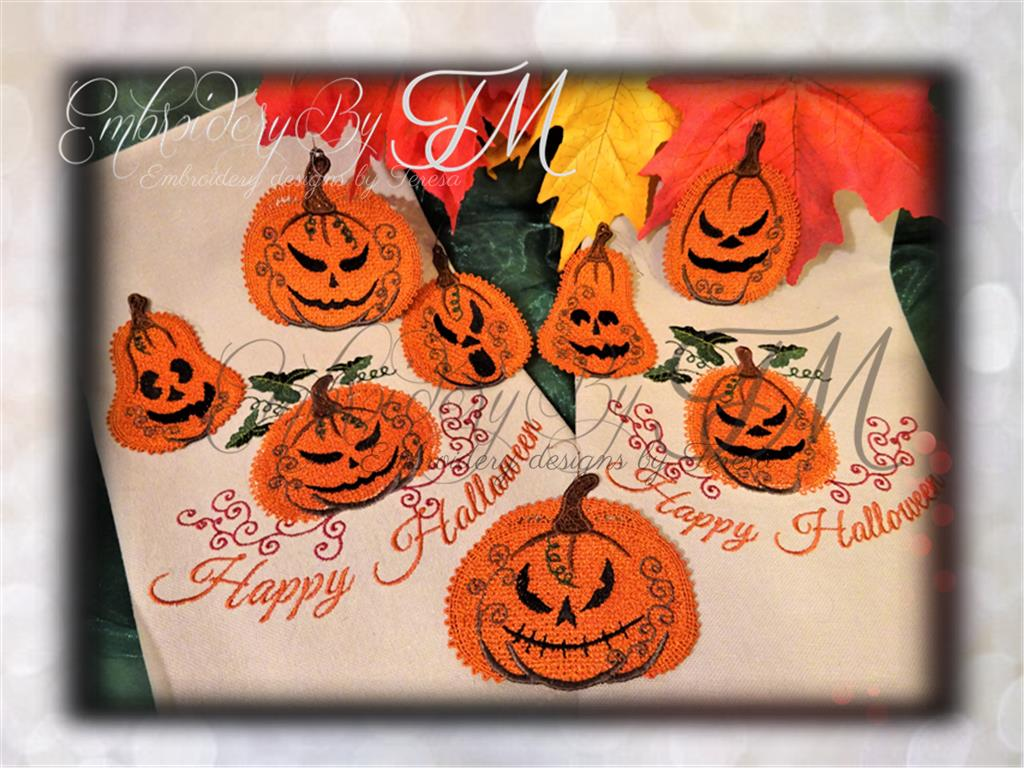Mini pocket shamrock FSL / two variations