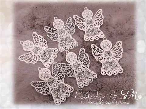 Mini butterfly organza / three sizes